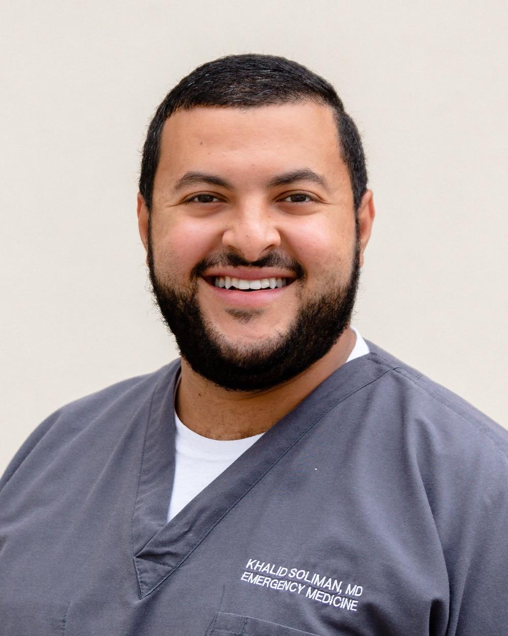 khalid soliman md - Fort Worth EM Residency Program