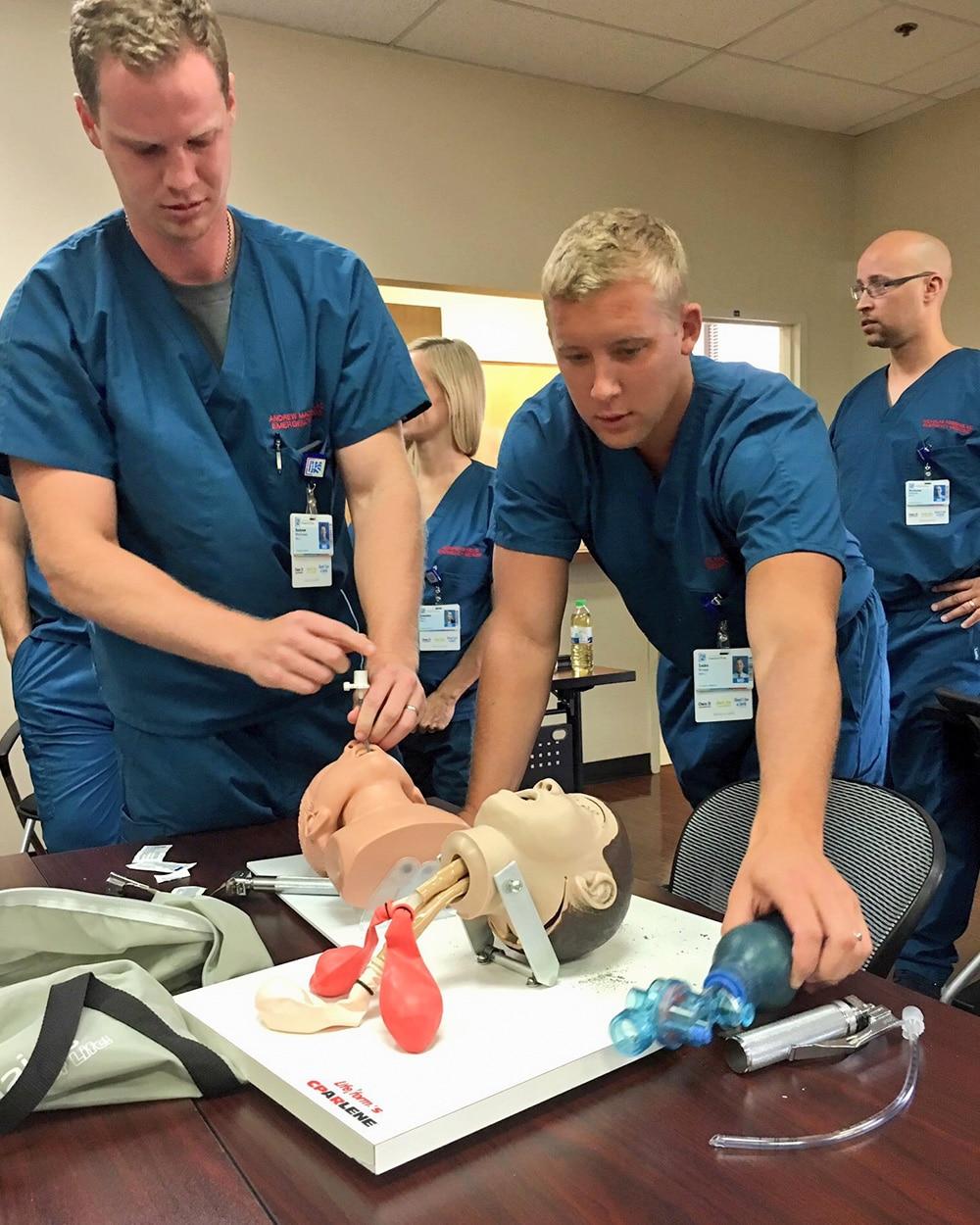 training curriculum vertical 4 - Fort Worth EM Residency Program