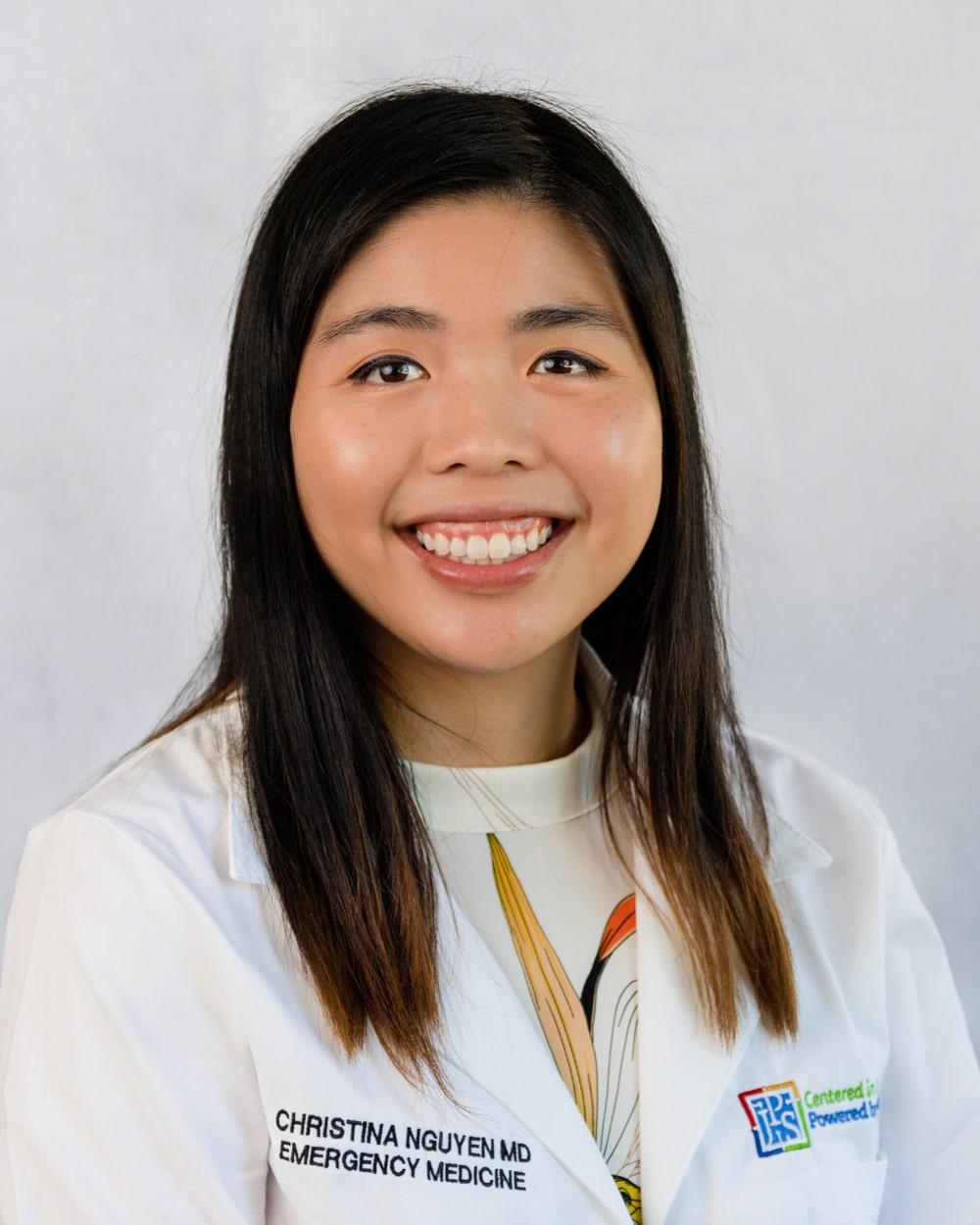 christina nguyen md - Fort Worth EM Residency Program